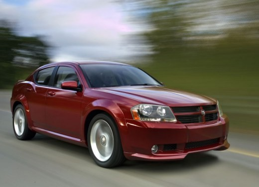 Dodge Avenger – Test Drive