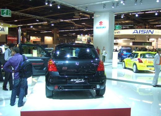 Suzuki al Salone di Parigi 2006 - Foto 11 di 15