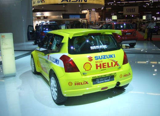 Suzuki al Salone di Parigi 2006 - Foto 12 di 15