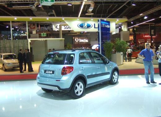 Suzuki al Salone di Parigi 2006 - Foto 13 di 15