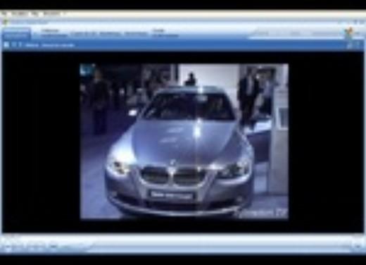 BMW al Salone di Parigi 2006 - Foto 1 di 13