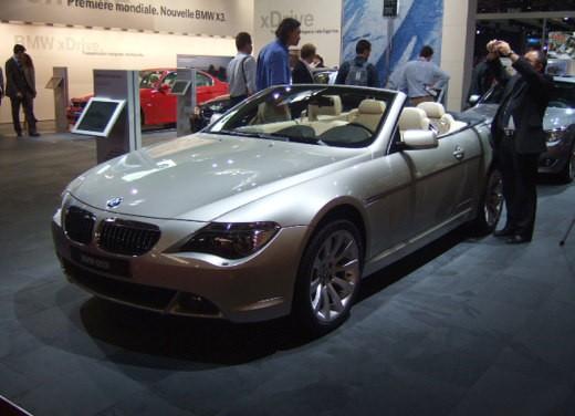 BMW al Salone di Parigi 2006 - Foto 6 di 13