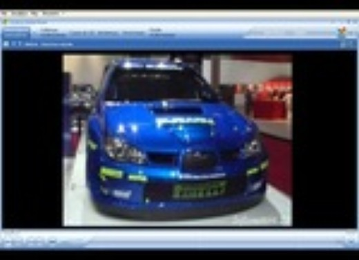 Subaru al Salone di Parigi 2006 - Foto 1 di 8