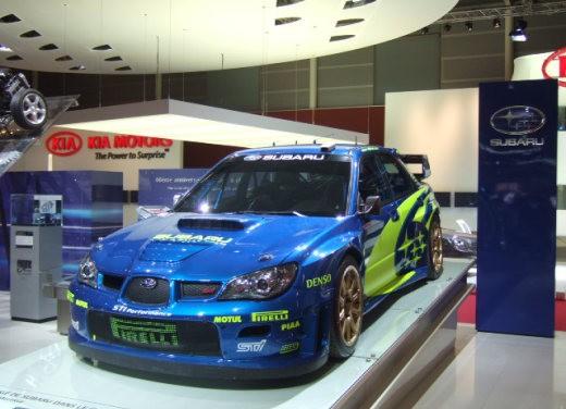 Subaru al Salone di Parigi 2006 - Foto 8 di 8