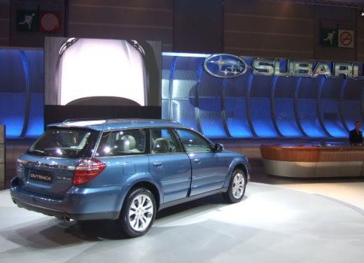 Subaru al Salone di Parigi 2006 - Foto 2 di 8