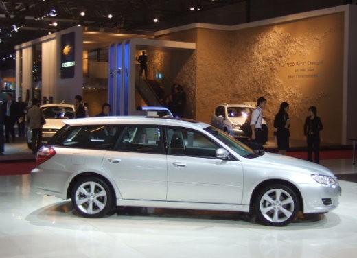 Subaru al Salone di Parigi 2006 - Foto 3 di 8