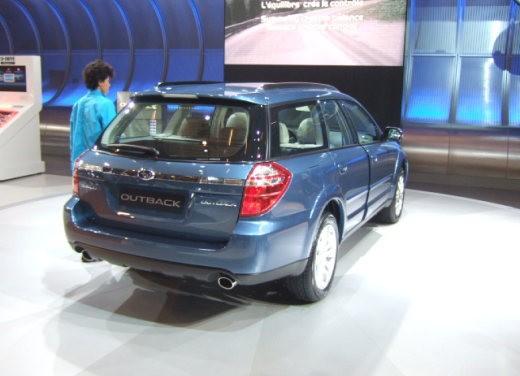 Subaru al Salone di Parigi 2006 - Foto 5 di 8