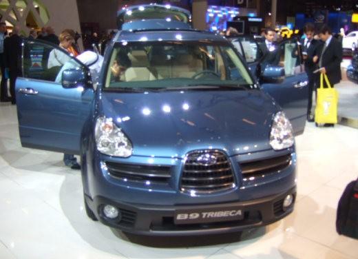 Subaru al Salone di Parigi 2006 - Foto 6 di 8
