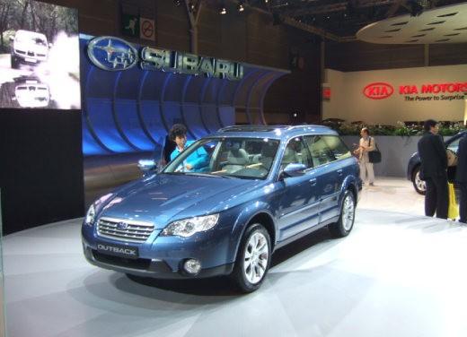 Subaru al Salone di Parigi 2006 - Foto 7 di 8