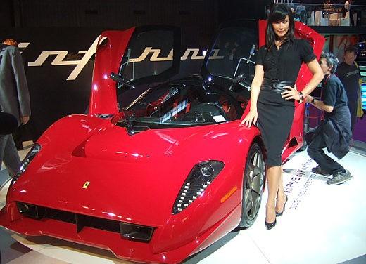 Ferrari al Salone di Parigi 2006 - Foto 2 di 21
