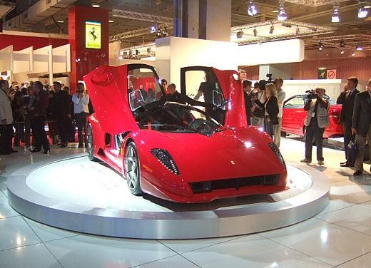 Ferrari al Salone di Parigi 2006 - Foto 3 di 21
