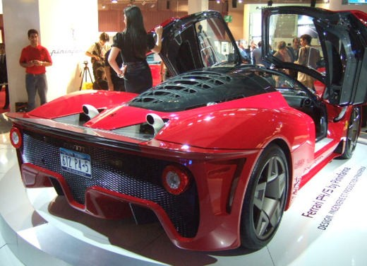 Ferrari al Salone di Parigi 2006 - Foto 4 di 21