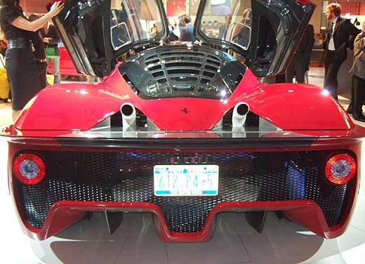 Ferrari al Salone di Parigi 2006 - Foto 6 di 21