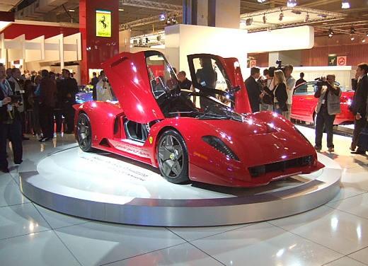 Ferrari al Salone di Parigi 2006 - Foto 8 di 21