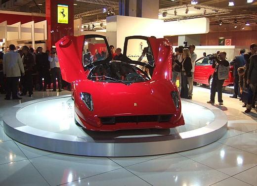 Ferrari al Salone di Parigi 2006 - Foto 9 di 21