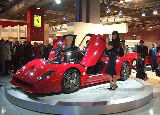 Ferrari al Salone di Parigi 2006 - Foto 11 di 21