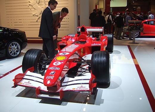 Ferrari al Salone di Parigi 2006 - Foto 12 di 21