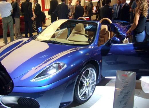 Ferrari al Salone di Parigi 2006 - Foto 15 di 21