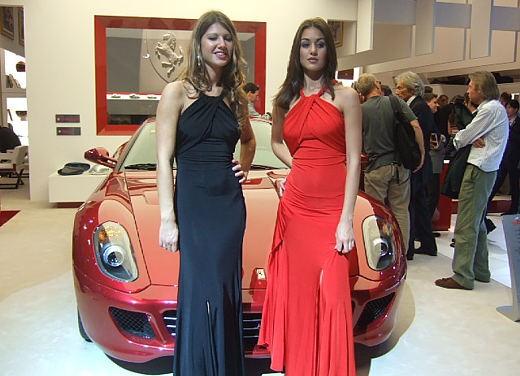 Ferrari al Salone di Parigi 2006 - Foto 16 di 21