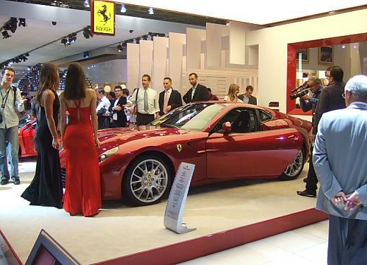 Ferrari al Salone di Parigi 2006 - Foto 17 di 21