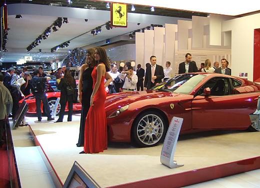 Ferrari al Salone di Parigi 2006 - Foto 18 di 21