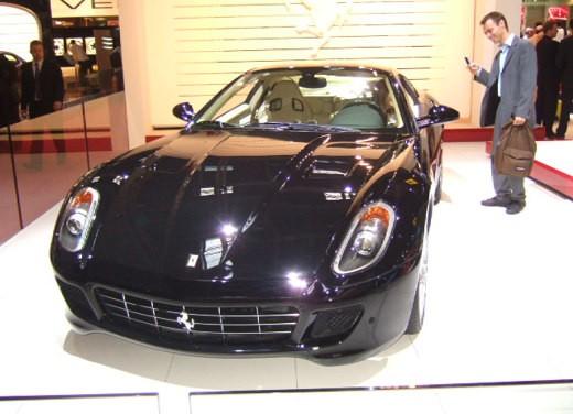 Ferrari al Salone di Parigi 2006 - Foto 19 di 21