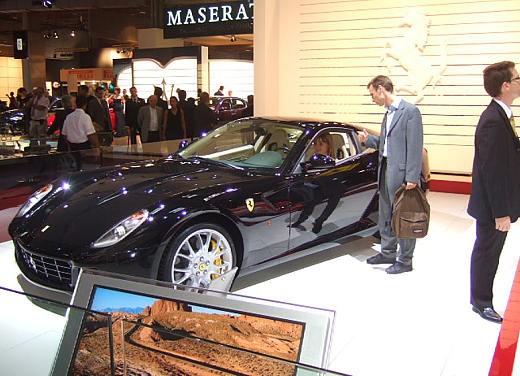 Ferrari al Salone di Parigi 2006 - Foto 20 di 21