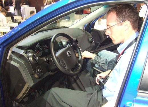 Ssangyong al Salone di Parigi 2006