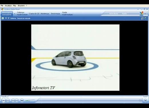 Renault nuova Twingo Concept – Video - Foto 4 di 8