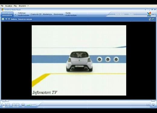 Renault nuova Twingo Concept – Video - Foto 6 di 8
