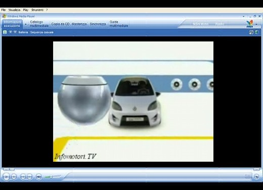 Renault nuova Twingo Concept – Video - Foto 7 di 8