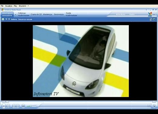 Renault nuova Twingo Concept – Video - Foto 8 di 8