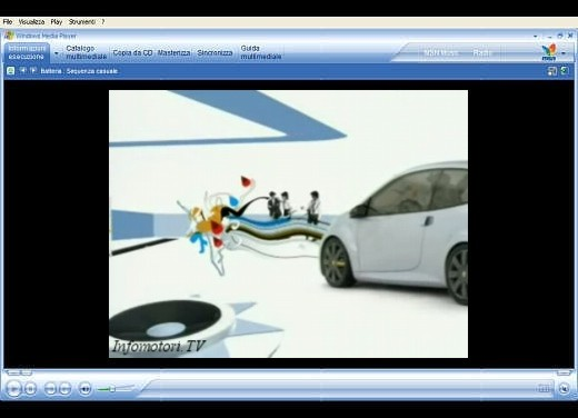 Renault nuova Twingo Concept – Video - Foto 3 di 8