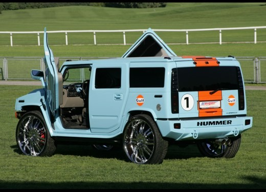 Hummer H2 GT by GeigerCars - Foto 4 di 6