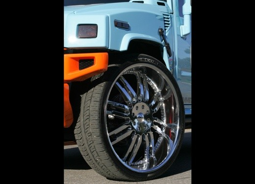 Hummer H2 GT by GeigerCars - Foto 5 di 6