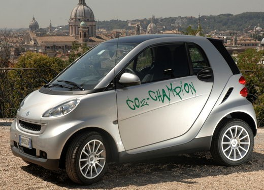 Smart Fortwo cdi – Test Drive