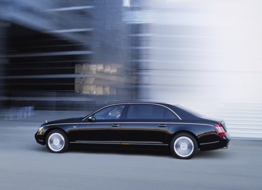 Ultimissime: Maybach 62 S