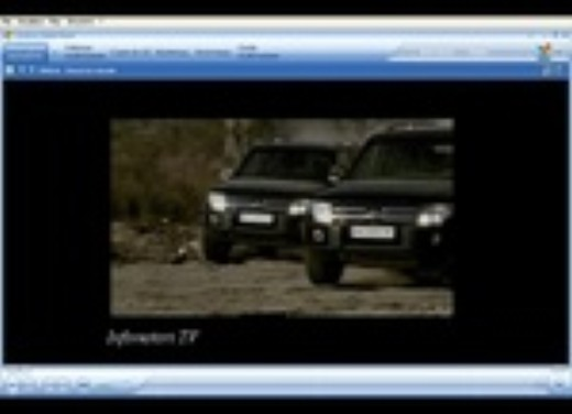 Mitsubishi Pajero – Video