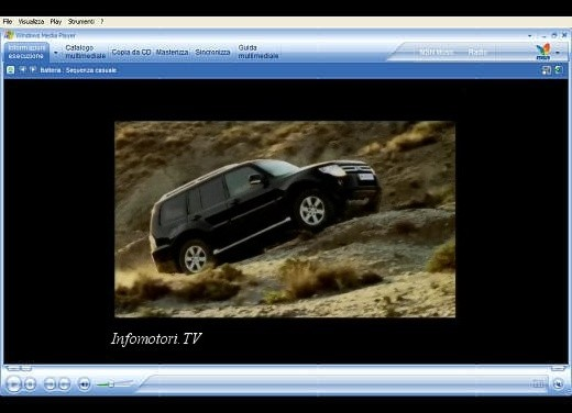 Mitsubishi Pajero – Video - Foto 3 di 9
