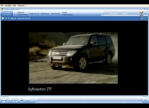 Mitsubishi Pajero – Video - Foto 5 di 9