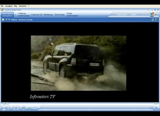 Mitsubishi Pajero – Video - Foto 6 di 9
