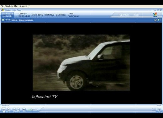 Mitsubishi Pajero – Video - Foto 7 di 9
