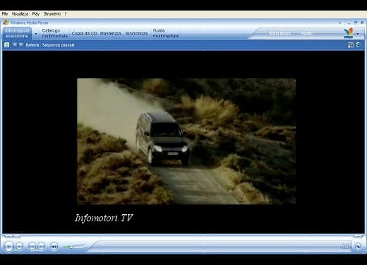 Mitsubishi Pajero – Video - Foto 8 di 9