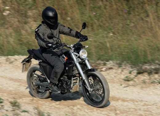 BMW G 650 X Country - Long Test Ride