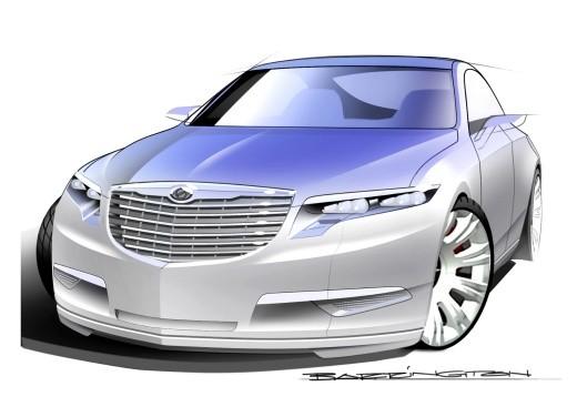 Chrysler Nassau concept - Foto 3 di 12