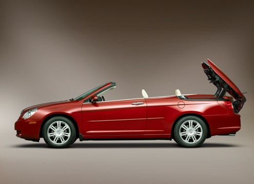Chrysler Sebring Cabrio 2008 - Foto 5 di 10