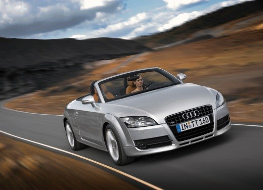 Ultimissime: Audi TT Roadster