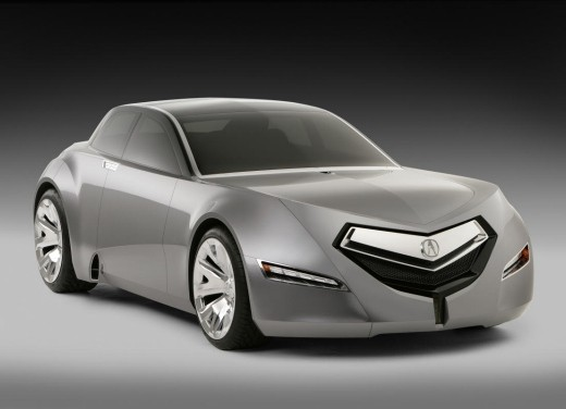 Ultimissime: Acura Advanced Sedan Concept - Foto 1 di 6