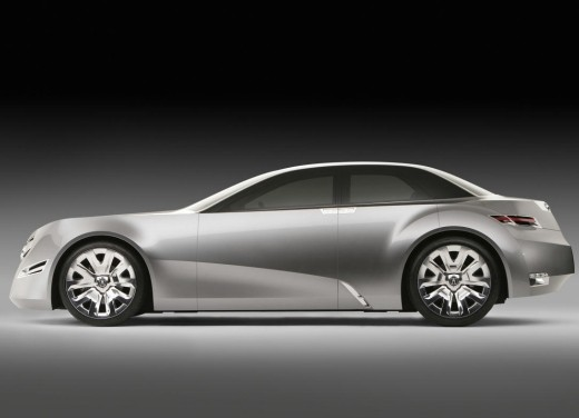 Ultimissime: Acura Advanced Sedan Concept - Foto 6 di 6