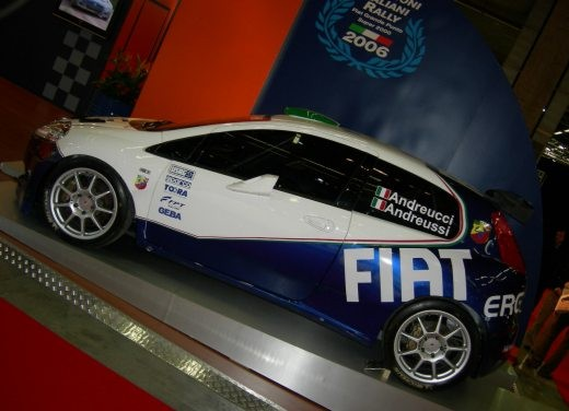 Fiat al Motor Show di Bologna 2006 - Foto 10 di 21